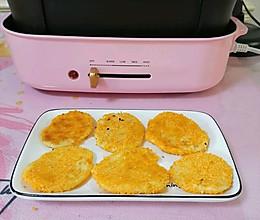 #麦子厨房美食锅#煎铁棍山药饼的做法