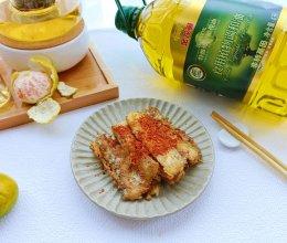 #橄享国民味 热烹更美味#香煎带鱼的做法