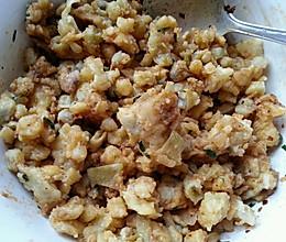乐乐自家菜---豇豆土豆蒸麦饭的做法