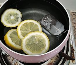 柠檬红茶冻的做法