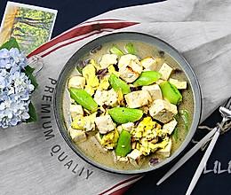 丝瓜豆腐煲的做法