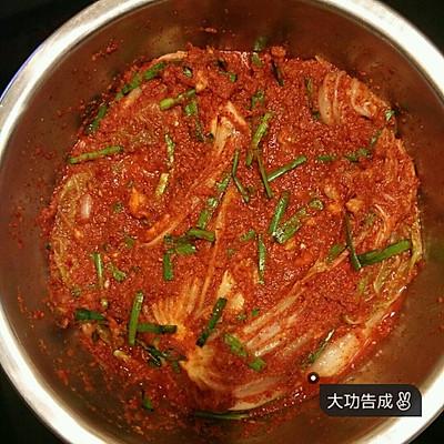 韩国辣白菜泡菜