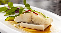 宝宝菜谱----清蒸鳕鱼(12+)的做法