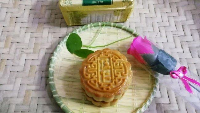 #奈特兰草饲营养美味#黄油版月饼的做法