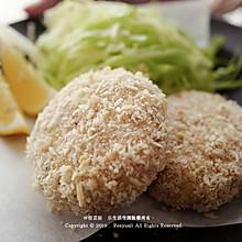 鸡肉可乐饼 | 在家就能做的日本B级美食