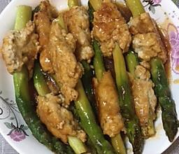 芦笋鸡胸肉的做法