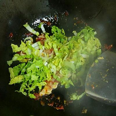 蛋炒饭的做法 步骤4