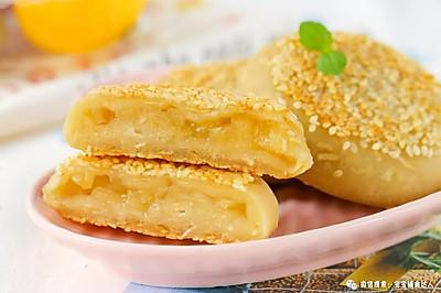 清新苹果饼 宝宝辅食食谱
