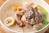 【青橄榄猪肺汤】四月必喝良汤,生津止咳有方!的做法