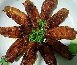 奥尔良烤鸡翅(微波炉)的做法