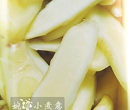 婉的秘制即食养生姜的做法