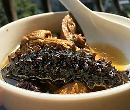 海参炖鸡爪的做法