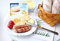 迷你法棍面包#安佳黑科技易涂抹软黄油#的做法