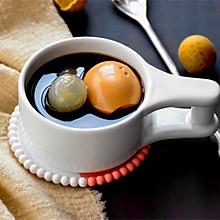 #520,美食撩动TA的心!#桂圆红糖鸡蛋甜汤
