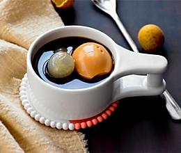 #520,美食撩动TA的心!#桂圆红糖鸡蛋甜汤的做法