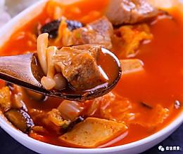 牛肉豆腐蔬菜煲 宝宝辅食食谱的做法