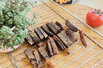 酱肉变肉干,美味的磨牙小零食
