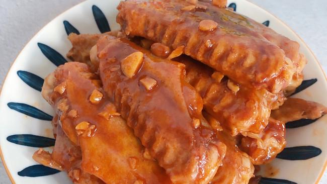 #一勺葱伴侣,成就招牌美味#酱香鸭翅的做法