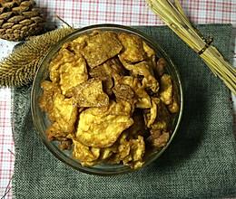 油豆腐炒肉---爱吃豆腐不可错过菜谱的做法