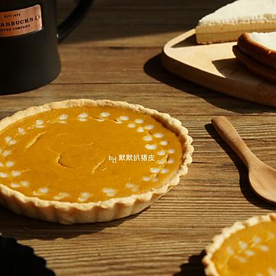 感恩节必备传统红糖【南瓜派】