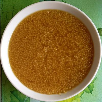 红糖小米粥的做法 步骤1