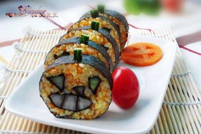 搞怪万圣节之--万圣节寿司