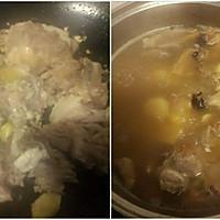 清补羊肉汤&烤牙签羊肉的做法图解3