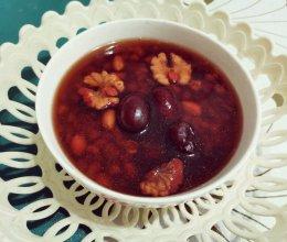 补气血---五红汤的做法