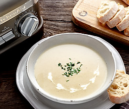 香葱土豆浓汤的做法