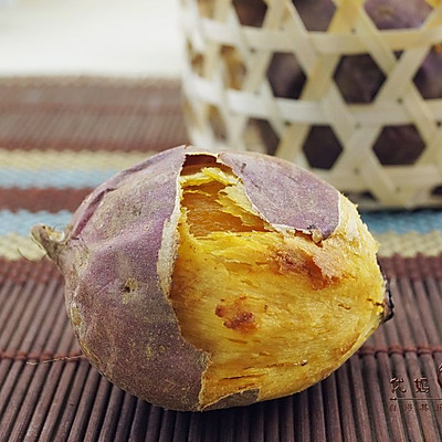 家庭烤红薯
