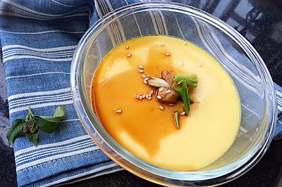 完美酱油蒸蛋-三步教你如何做出光滑蒸蛋