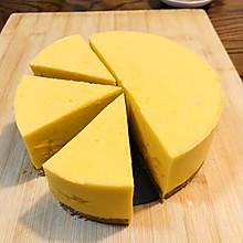 6寸芒果慕斯蛋糕(懒人版)