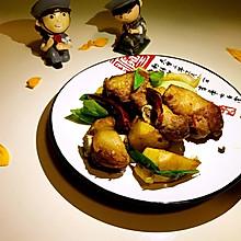 干锅排骨#厨此之外,锦享美味#
