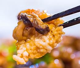 锅巴肉片丨酥脆可口的做法