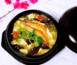 海带豆腐煲#KitchenAid的美食故事#的做法