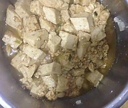 家常溜豆腐的做法