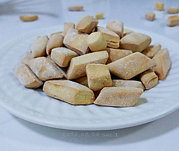 甜甜油鸡棋子豆