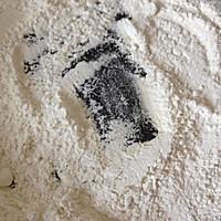 红豆沙冰皮月饼的做法图解3