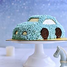 #父亲节,给老爸做道菜#汽车蛋糕