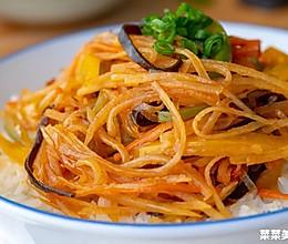 鱼香土豆丝|爽口开胃的做法