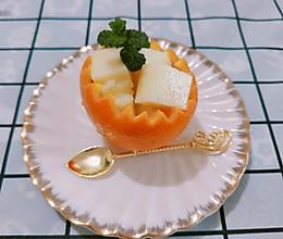 橙香芝士奶方的做法