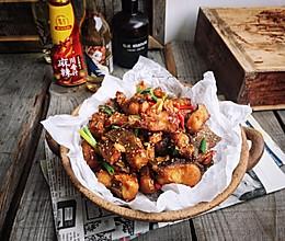 外酥里嫩—麻辣川香炸鱼块#多力金牌大厨带回家-北京站#的做法