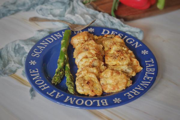 香煎牡蛎的做法