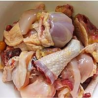 不时不食   牛肝菌拌米线配鸡汤吃走感冒的做法图解1