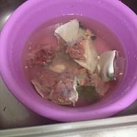 甲鱼香菇五花肉汤的做法图解1