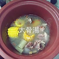 大骨汤的做法图解7