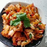 快手香酥虾的做法图解13