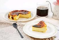#快手又营养,我家的冬日必备菜品#巴斯克烤芝士蛋糕的做法