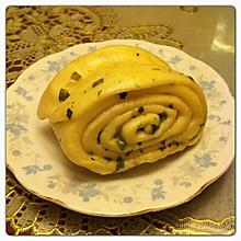 简单易做的葱油花卷