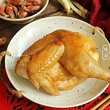 #硬核菜谱制作人#盐焗鸡